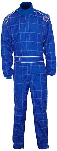 K1 Race Gear 10003211 Blue XXXXXX-Small Level 1 Karting Suit