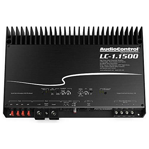 AudioControl LC-1.1500 Mono Subwoofer Amplifier