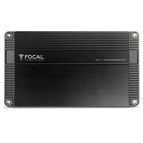 Focal FPX 4.800 120 Watts x 4 Compact Class D 4-Channel Amplifier