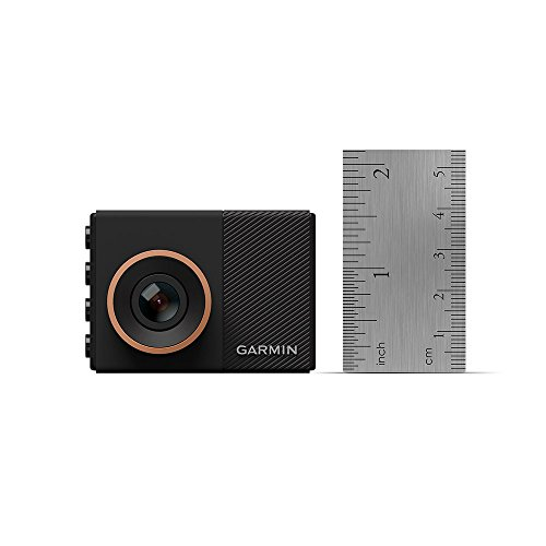 Garmin Dash Cam 55, 1440p 2.0' LCD Screen, Extremely Small GPS-enabled Dash Camera with Voice...