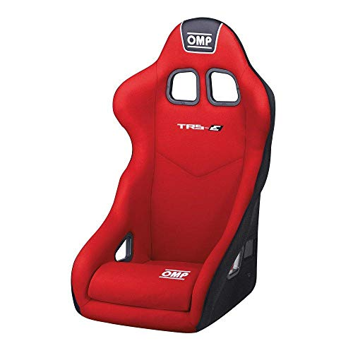 OMP (HA/741E/R TRS-E Racing Seat, Red