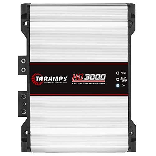 Taramps 900890 Class D HD 3000 Watt RMS 4 Ohms Automotive Sound Systems Mono Full Range Speaker...