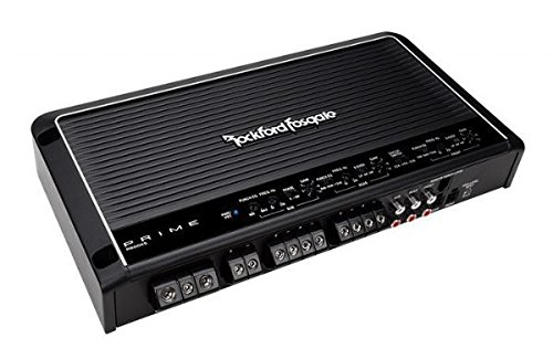 Rockford Fosgate R600X5 Prime 5-Channel Amplifier,BLACK