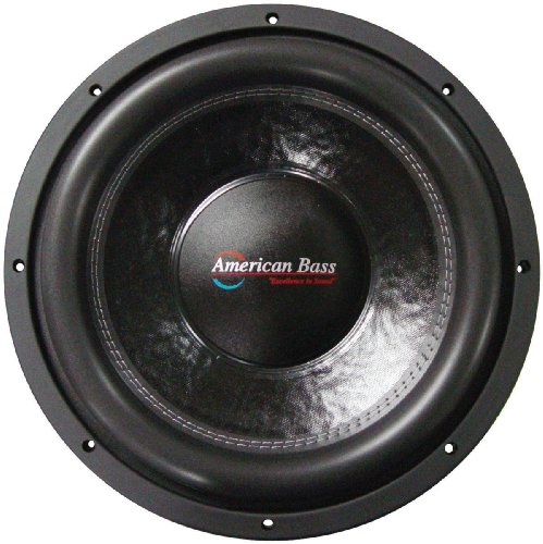 American Bass Xfl1244 12 2000w Car Audio Subwoofer Sub 2000 Watt