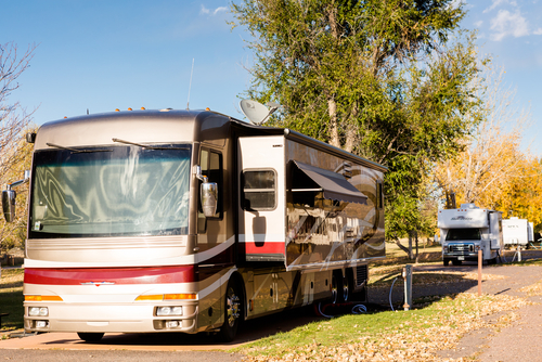 rv slide out