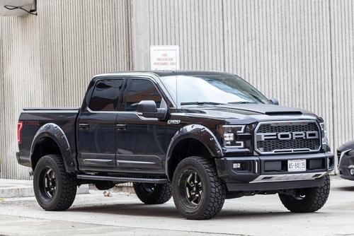 Impressive Pickup