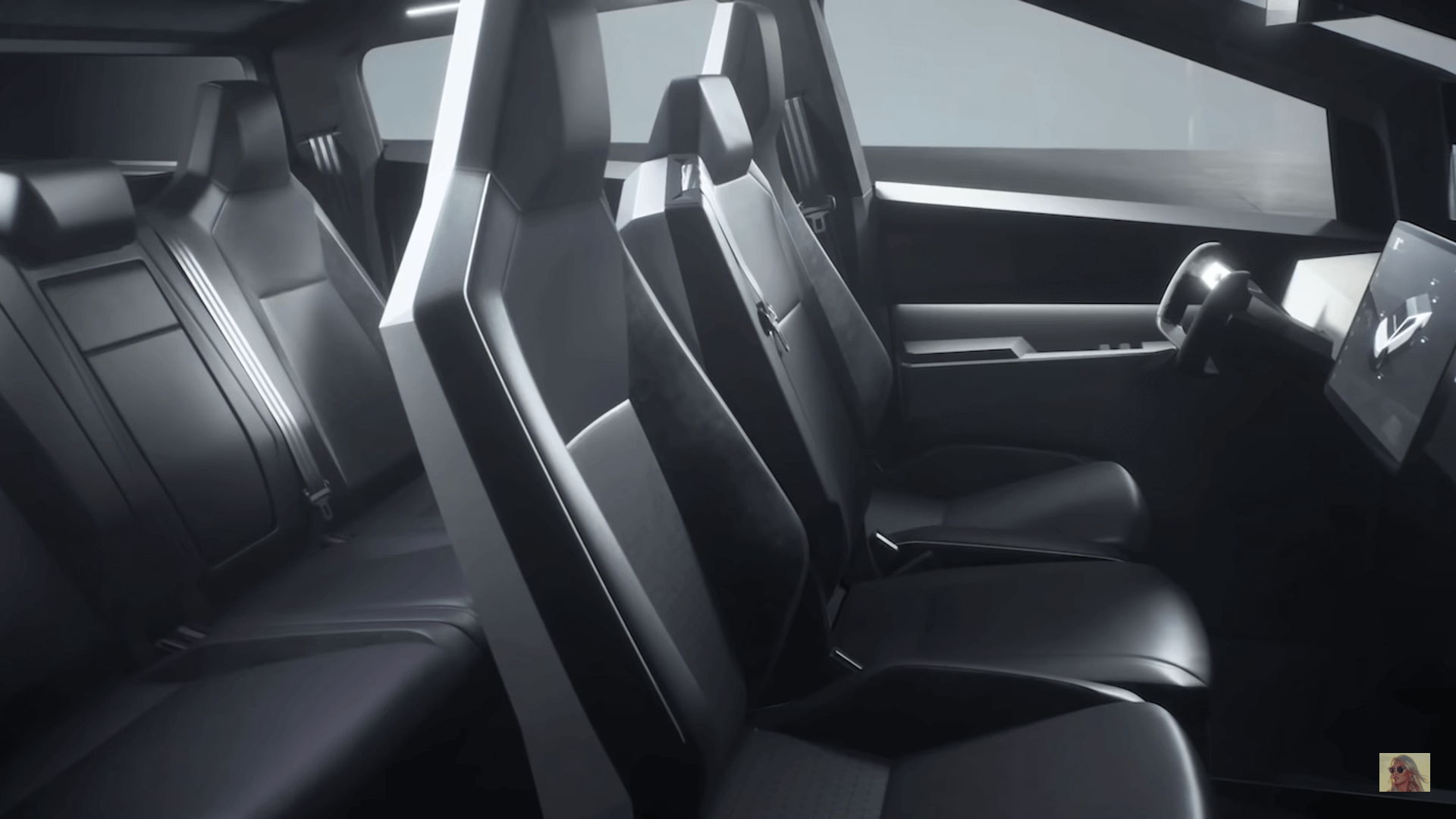 tesla-cybertruck-interior