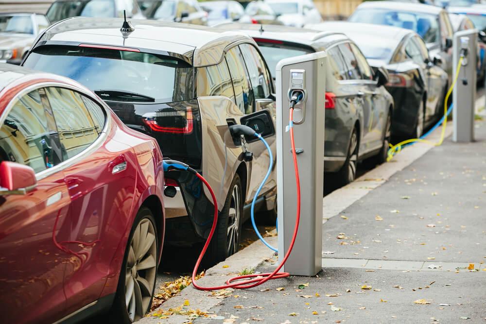 red car charging - electric car won't start