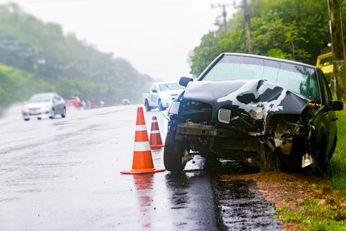 Road Accidents Happen A Lot When It Rains
