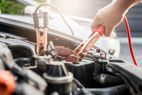 Conventional Car Battery