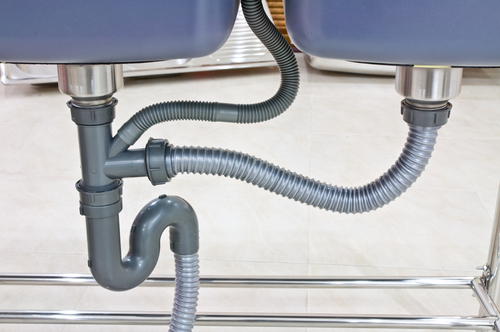 different kinds of plumbing traps