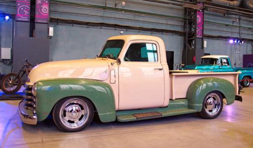 Vintage Class Truck