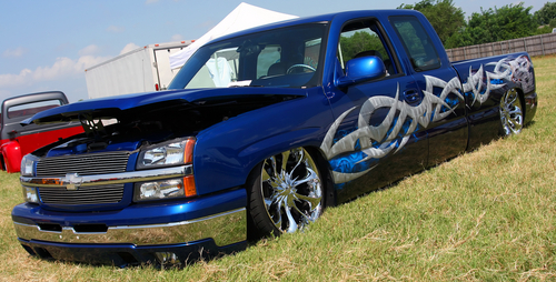 Bagged Truck