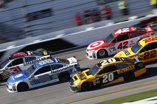 NASCAR Racing Cars Racing
