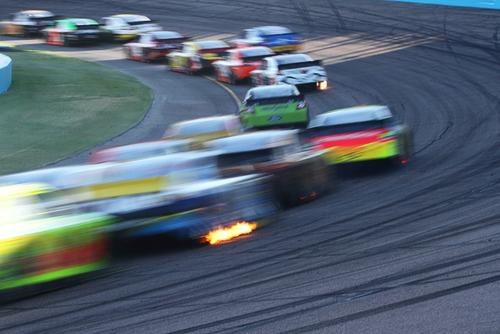 Nascar Race Cars