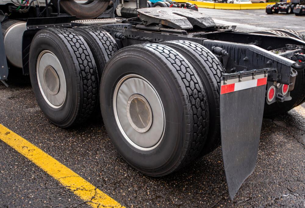 a huge wheelbase