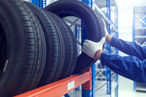 Store Your Tires Properly