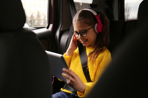 Taking A Long Ride In Your Pickup Truck With Kids? Keep Them Busy With Age-Appropriate Entertainment!