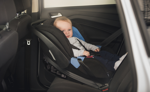 Rear Facing Carseats Are Perfect For Infants In Your Pickup Truck