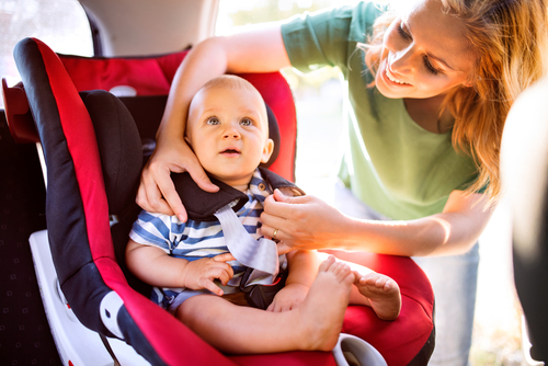 Forward Facing Carseats Can Also Be Installed In A Pickup Truck For Toddlers