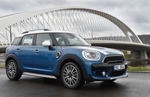 The Mini Cooper Countryman: Classic Lines, Modern Sensibilities