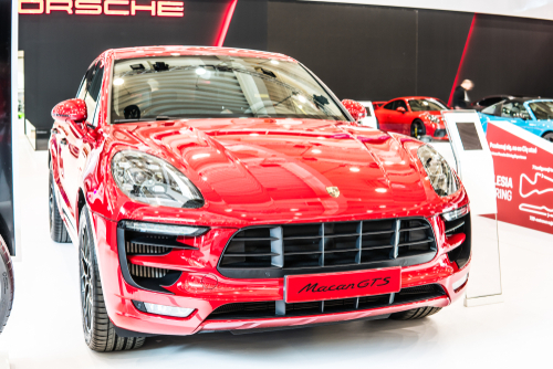 Porsche Macan: There's An SUV Under This Sports Car
