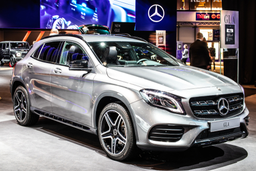 Trade SUV For A Car... A Mercedes Benz GLA - More Car Than SUV