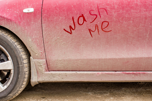 Don't Let Your Car Get As Dirty As This