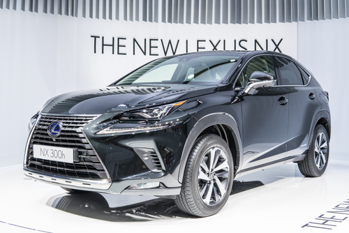 The Lexus NX: Elegance On And Off-Road
