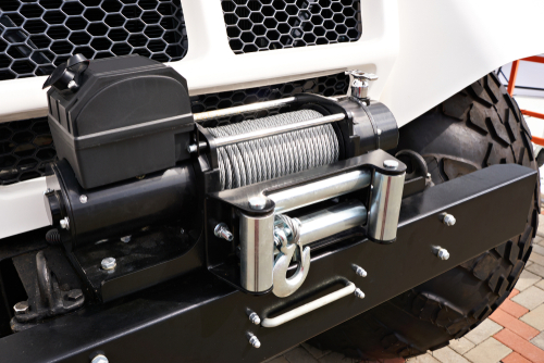 This Is A Winch