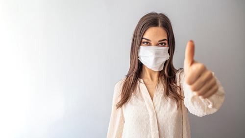 Stay Safe. Wear A Mask.