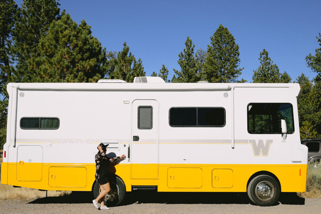 RV Door Won't Open Or Close? Here's What To Do