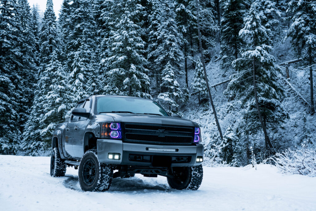 Learn How To Drive Trucks On Snow With This Guide