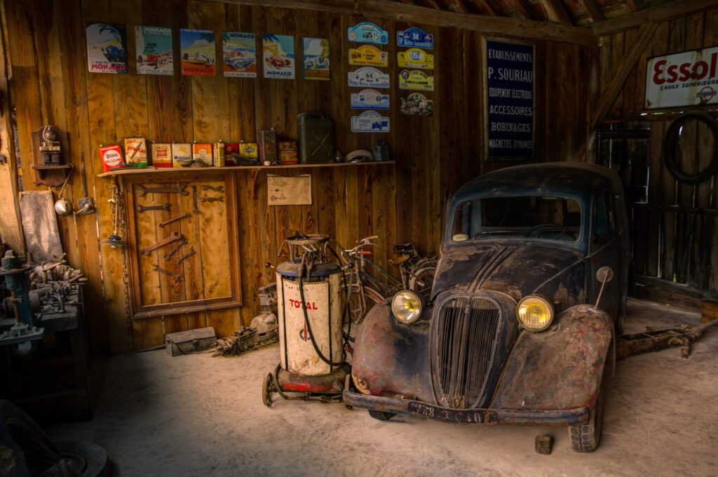 Don't Let Your Garage Dry Up This Way